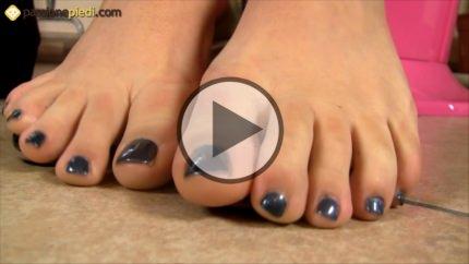 17.06.2015 · Petra · Ballet Flats, High Heels, Colored Nail Polish